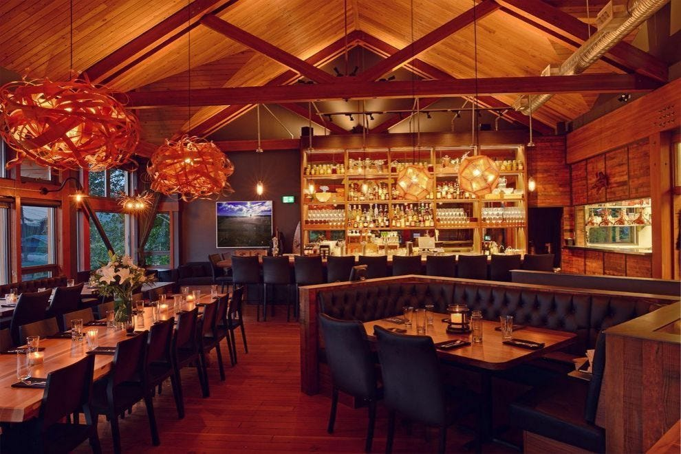 The globally-inspired team at Wolf in the Fog consistently serves up delicious family-style dishes and innovative cocktails