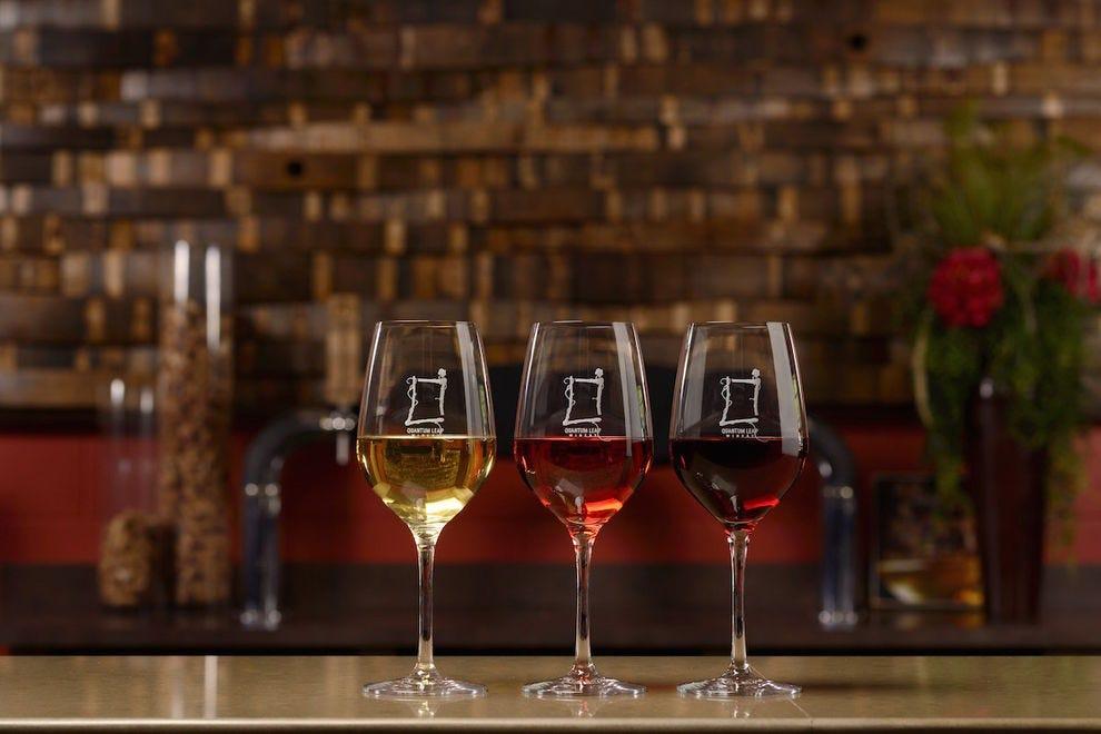 Enjoy a tasting at Quantum Leap Winery