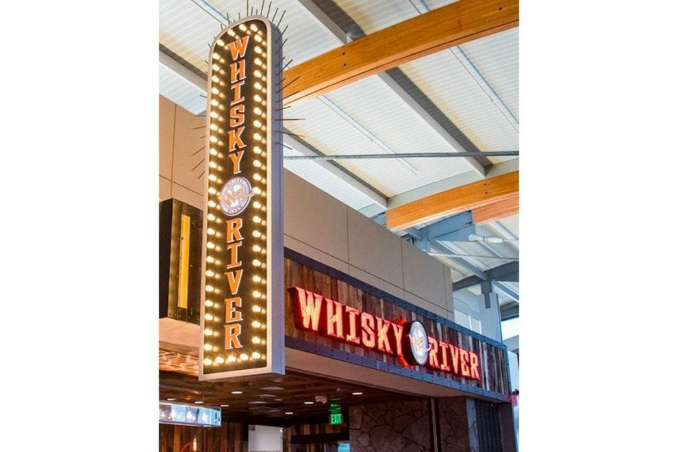 RDU's Whisky River wins in two categories