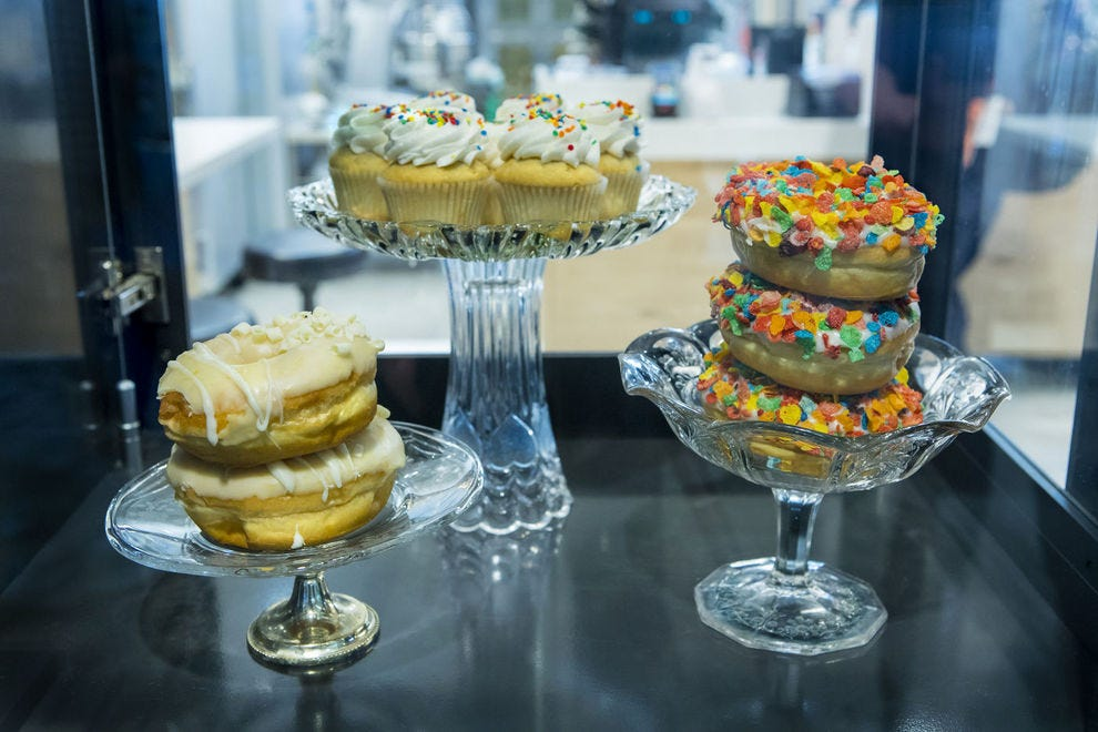 Tempting creations at Angel Food
