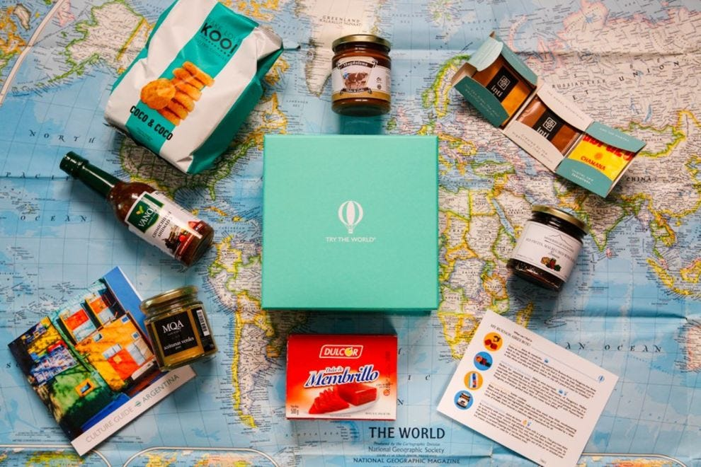 Treat your taste buds with these subscription boxes