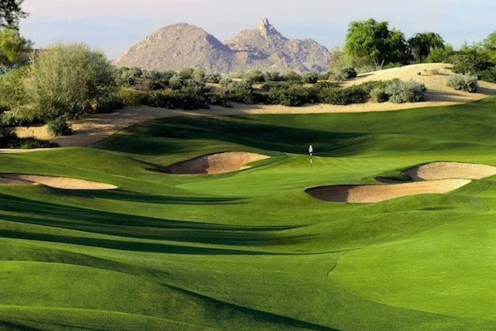 Golfers flock to the greens of Arizona