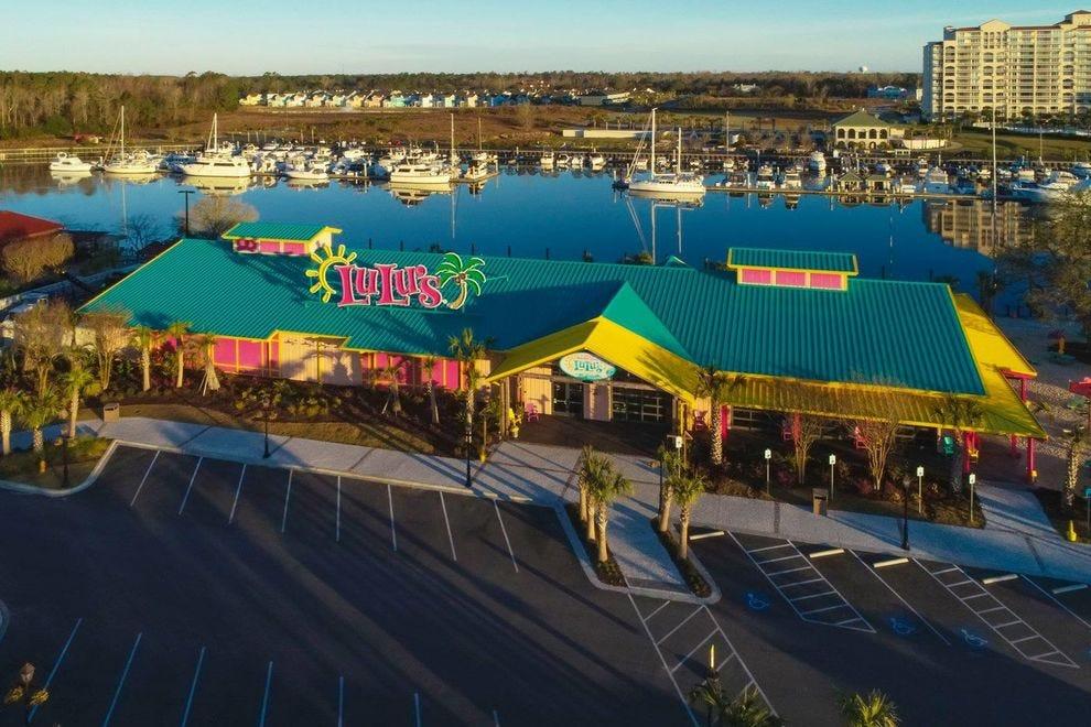 Barefoot S Best Restaurants Restaurants In Myrtle Beach