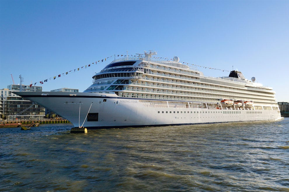 How Viking is redefining the rules of ocean cruising