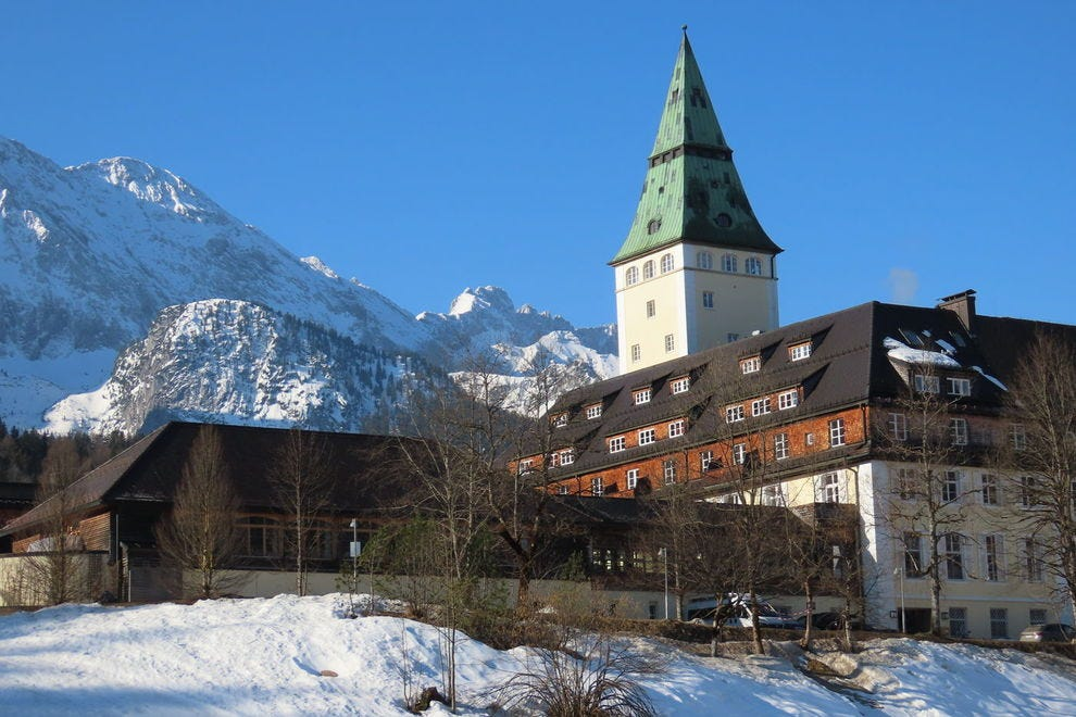 What it's like to stay in a castle in the wonderland of the Bavarian Alps