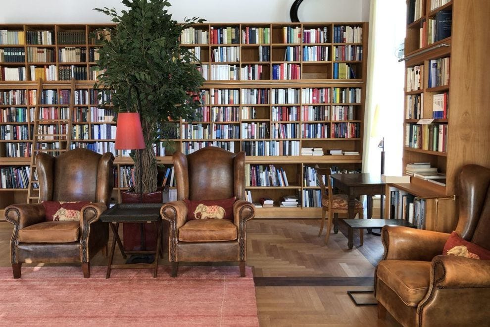 Hideaway library