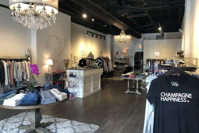Image result for genevieve boutique chicago