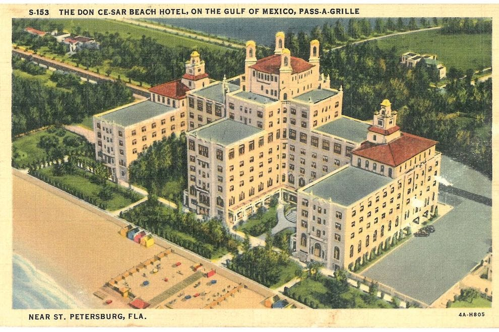 10 Old Florida hotels that drank from the Fountain of Youth