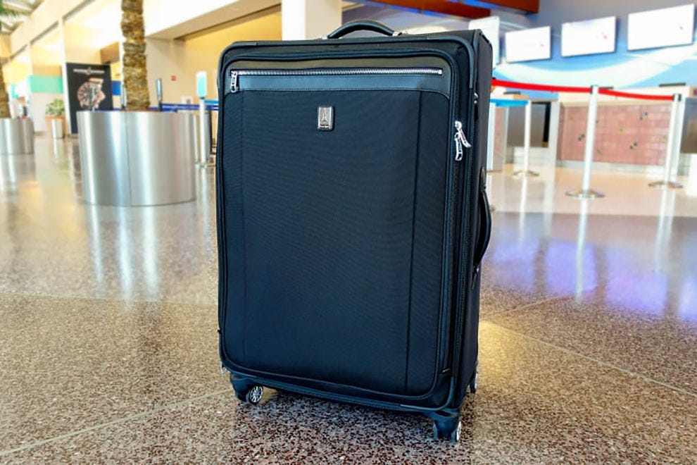 "Travelpro Platinum Magna 2 29"" Expandable Spinner Suiter"