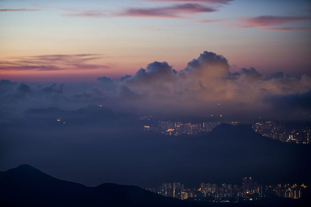 This is how to take in the beauty and intrigue of Hong Kong