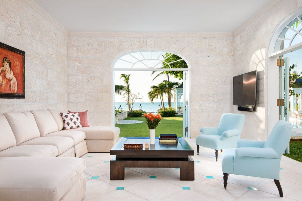 Coral Pavilion is a sleek and stylish Villa