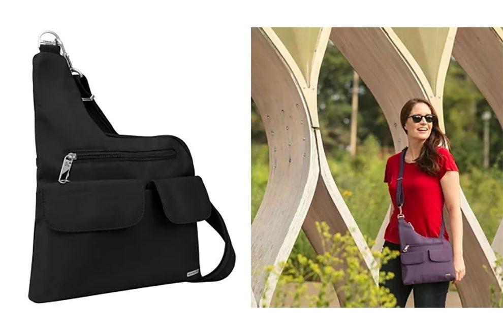 Travelon Anti-Theft Cross-Body Bag