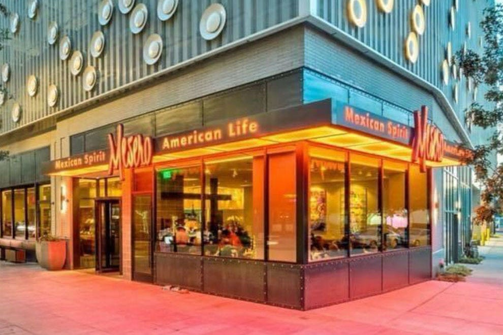 Mesero Victory Park Dallas Restaurants