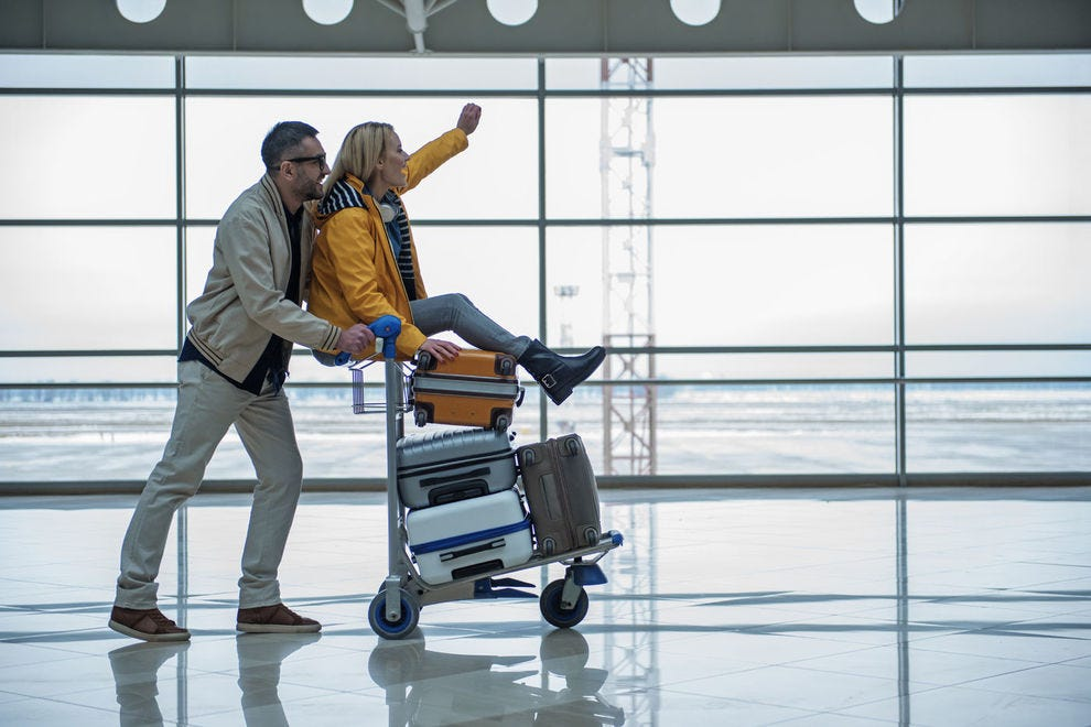 This is the best checked luggage for 2019