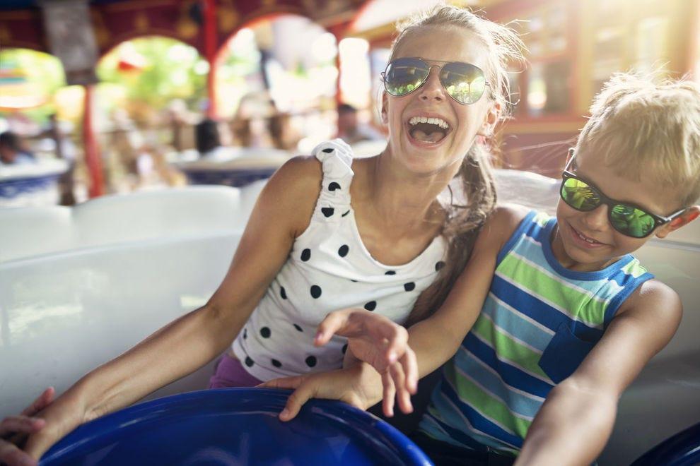 Quel parc d'attractions figure en haut de votre liste de souhaits pour l'été?