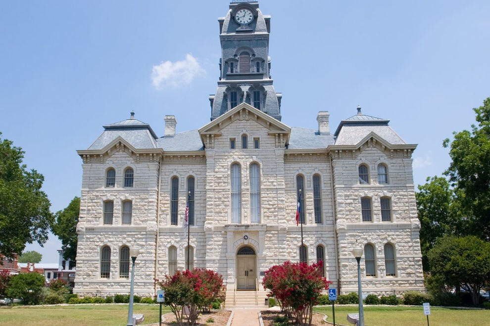 Granbury is a favorite historic Texas escape