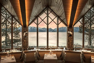 10Best Waterfront Dining Restaurants in Lake Tahoe