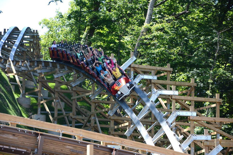 Best Roller Coaster Winners 2019 10best Readers Choice Travel Awards