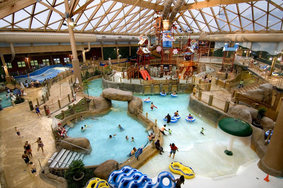 Best Indoor Water Park Winners 2019 10best Readers Choice