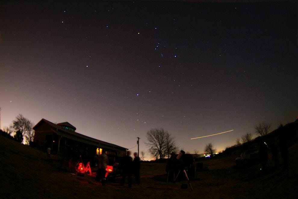 Bells Bend star party