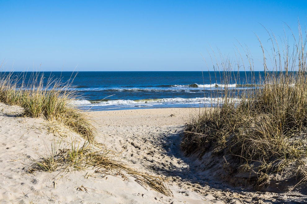 These 10 uncrowded Atlantic beaches are perfect for summer