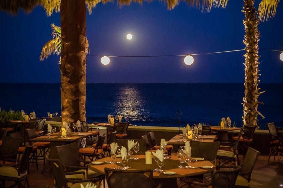 10 Best Restaurants In Cabo San Lucas Usa Today 10best