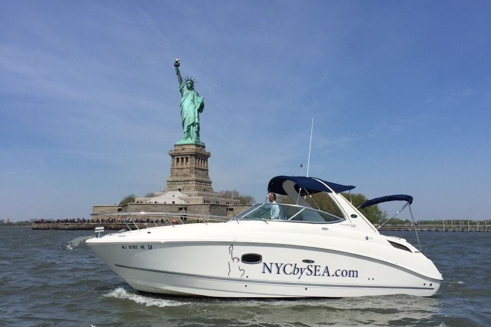 See the Big Apple from the water with this winning tour operator