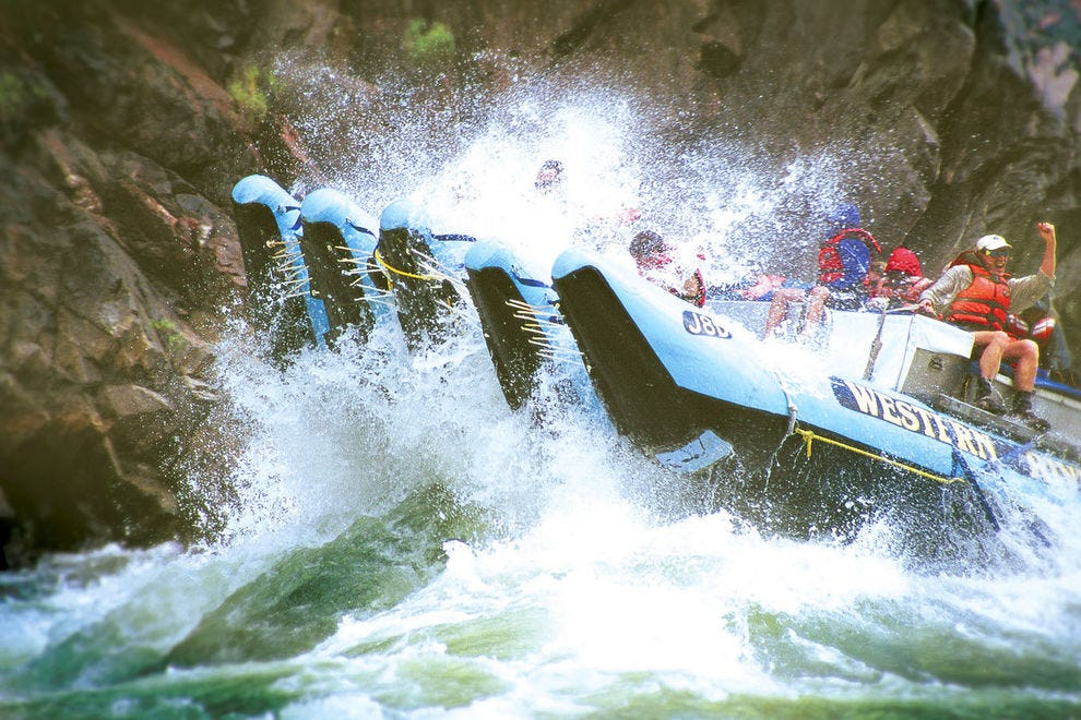 Rafting winner offers adventures in the U.S. and Costa Rica