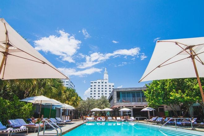 Miami Hotels With Clubs