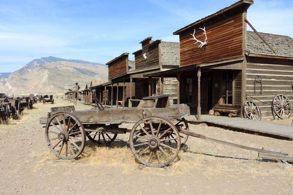 Old West artifacts found in Old Trail Town