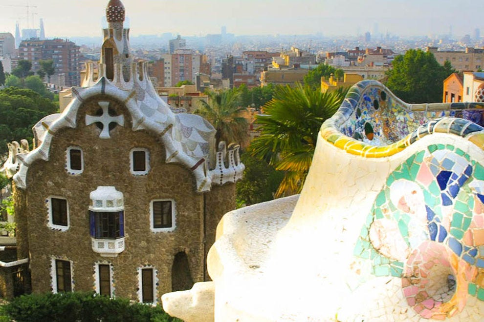 Barcelona is a hot city in Europe, its popularity due in part to love of Antoni Gaudi's architecture