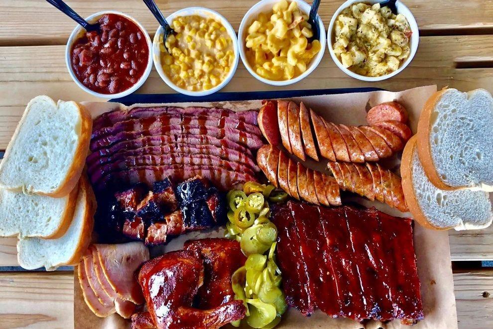 Kansas-style BBQ