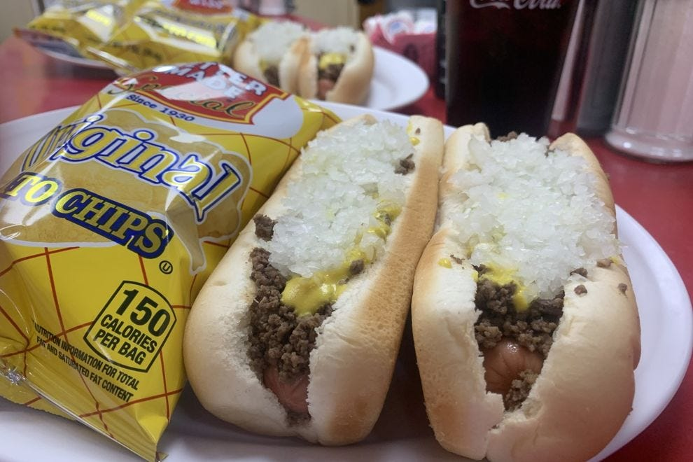 Coney dogs