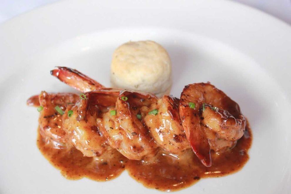 Add some BAM to your shrimp with a little Emeril Lagasse flair