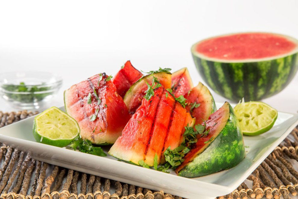 You'll never think of watermelon the same way again