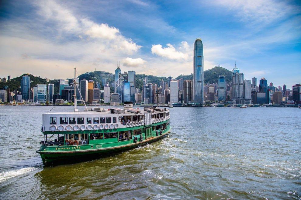 Cruisers enter the city via two main locations – Kai Tak Cruise Terminal and Ocean Terminal