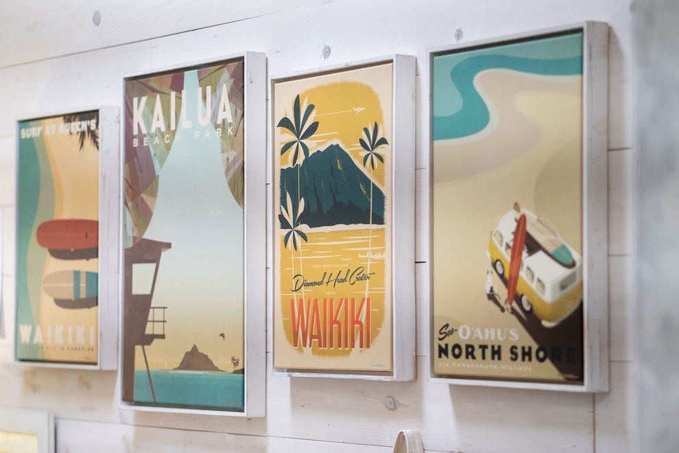 Nick Kuchar's prints are a retro blast from the past