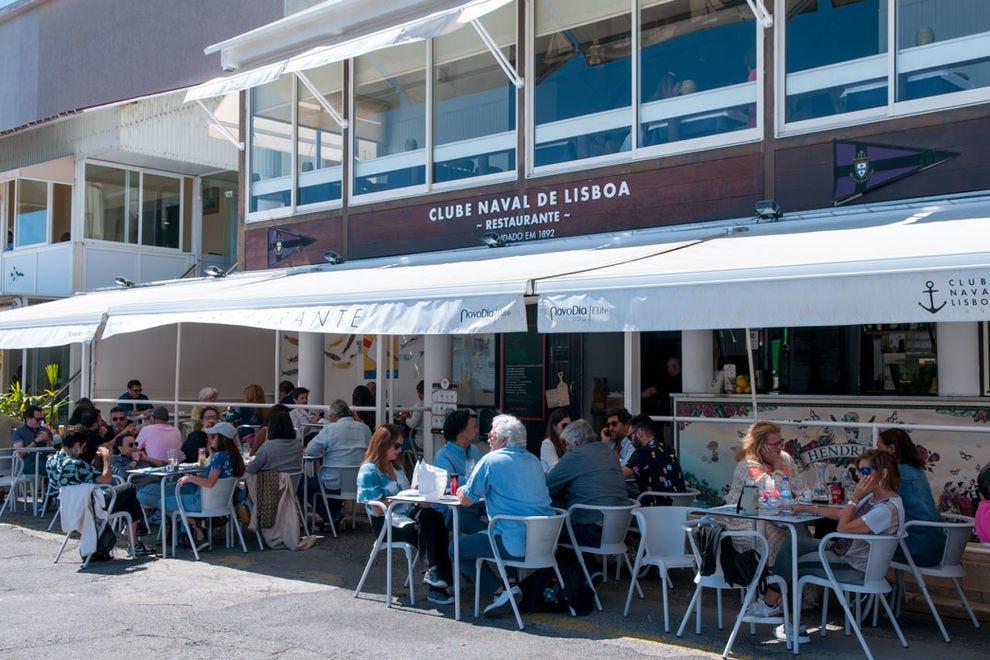 Lisbon Waterfront Restaurants: 10Best WatersideRestaurant