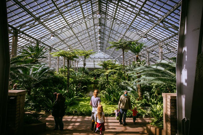 Garfield Park Conservatory Chicago Attractions Review 10best Experts And Tourist Reviews