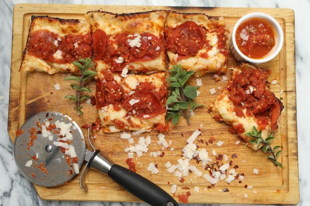 Detroit-style pizza coming to a menu near you