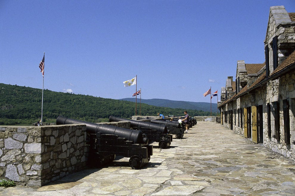 Fort Ticonderoga was the location of the first American victory during the Revolutionary War