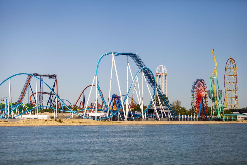 These are America's best amusement and water parks
