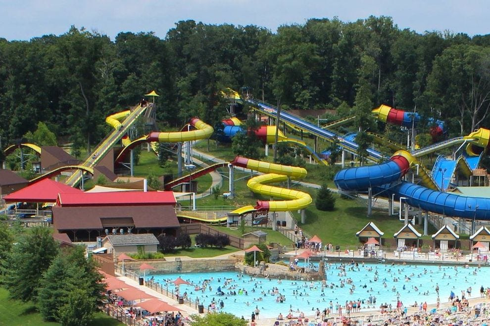 Santa Claus, Indiana water park wins for second time