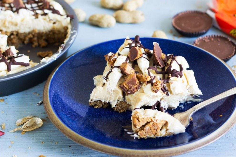 The perfect pie for peanut butter lovers