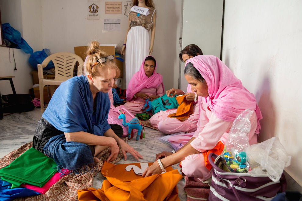 A Purposeful Nomad trip to India