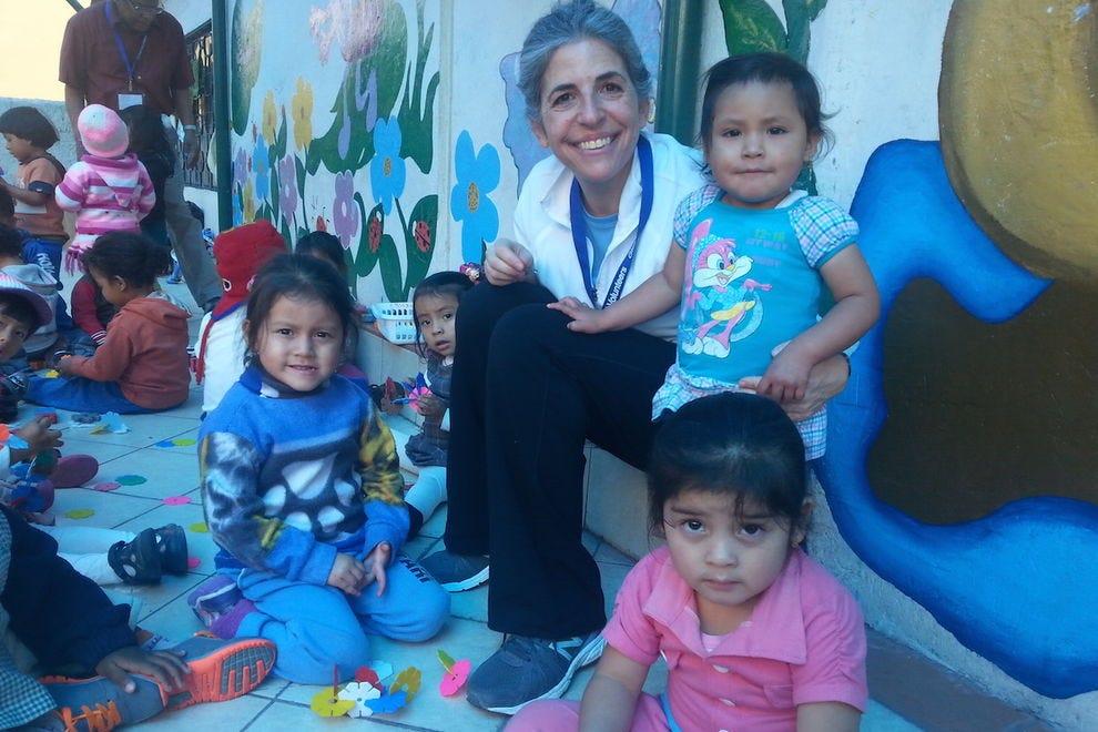 Global Volunteers' Ecuador Women's Project
