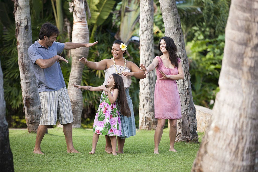 Families can tour recreated Polynesian villages at this winning attraction