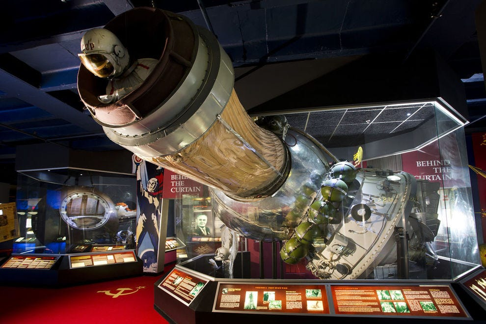 Cosmosphere International SciEd Center and Space Museum | Hutchinson, Kan.
