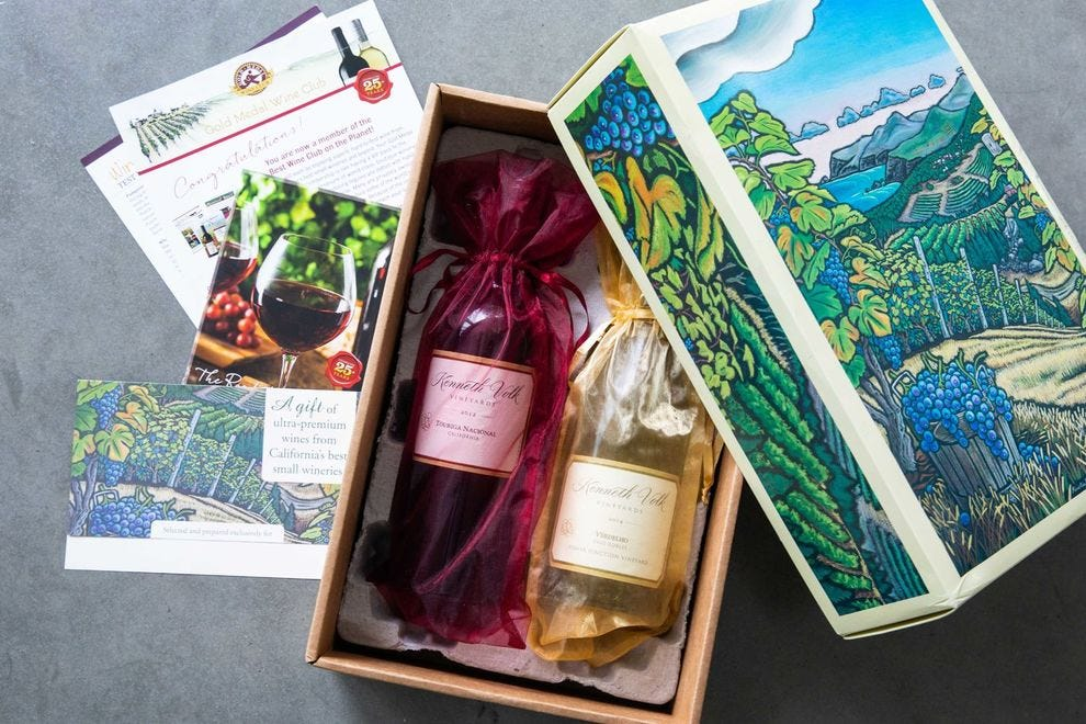 Best Wine Clubs 2019 Vote   Gold Medal Wine Club   Best Wine Club Nominee: 2019 10Best