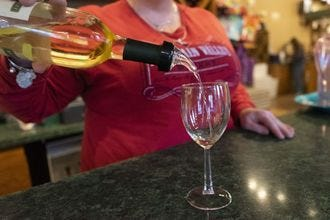 This wine trail in the Great Smoky Mountains is completely free